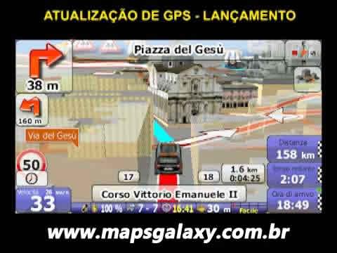 Atualização GPS Aquarius 2019 Download