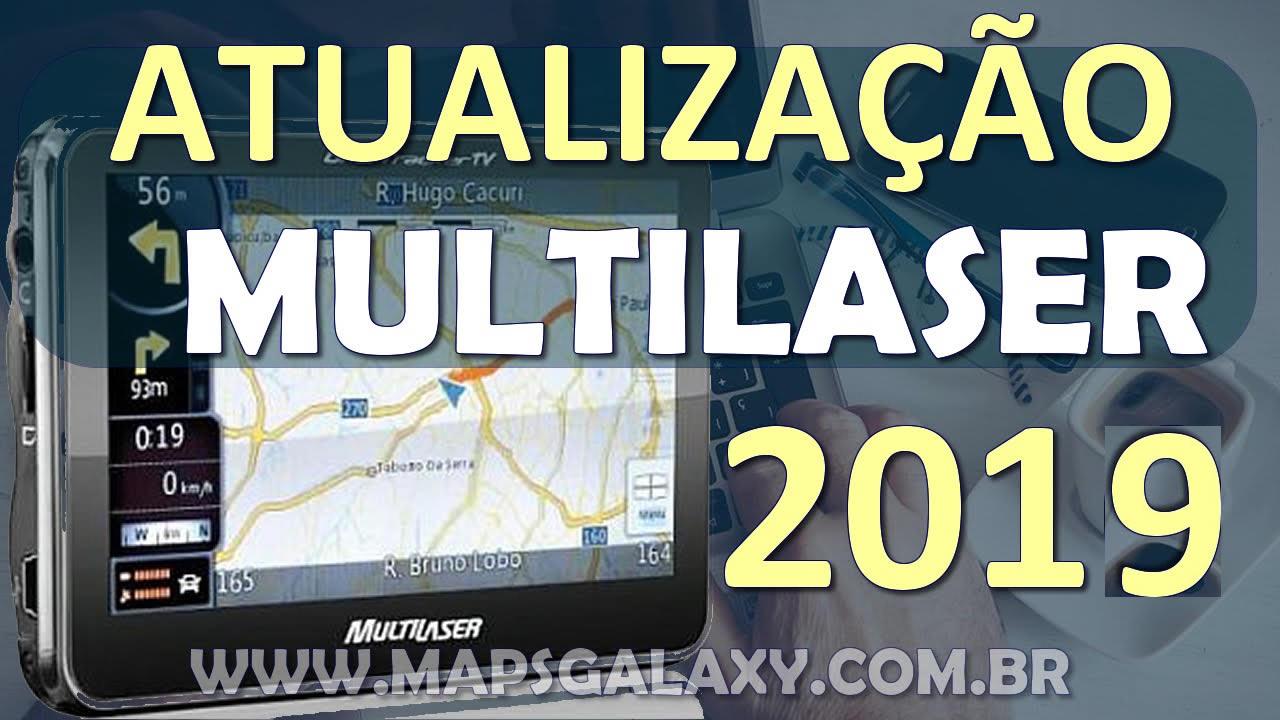 Atualização GPS Multilaser Tracker